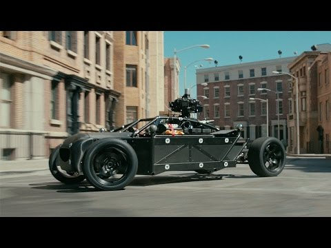 The Mill's BLACKBIRD – The Car that Transforms into ANY CAR