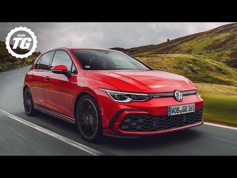FIRST DRIVE: New VW Golf GTI Mk8 2020: In Detail, Interior, Full Driving Review (4K)