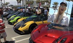 California's Most Insane HyperCar Meet!!