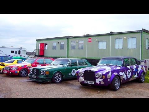 The Customised Rolls-Royce, Bentley and Mercedes Walkaround: Series 26