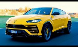 The Lamborghini Urus tested on-road (and off)