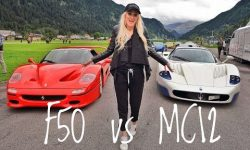 Ferrari F50 vs. Maserati MC12 | Supercar Owners Circle