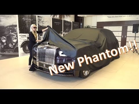 Phantom – The most silent car in the world!!