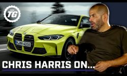 Chris Harris on… New BMW M4 & M3 Touring