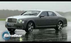Chris Harris Lap: Bentley Mulsanne Sport | Extra Gear | BBC