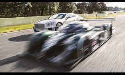 Bentley Continental GT vs Bentley Speed 8: Series 26