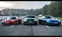 Lotus vs Audi vs Porsche | Drag Races