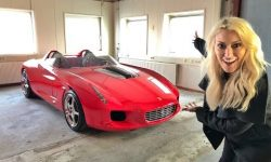 The World's Only Ferrari Rossa by Pininfarina!! *FOUND!*