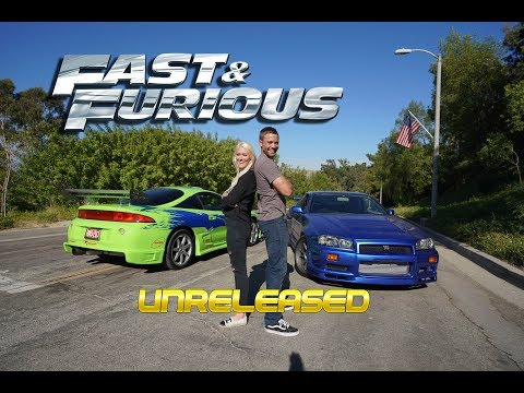 Fast & Furious Unreleased Scenes | ft. Cody Walker
