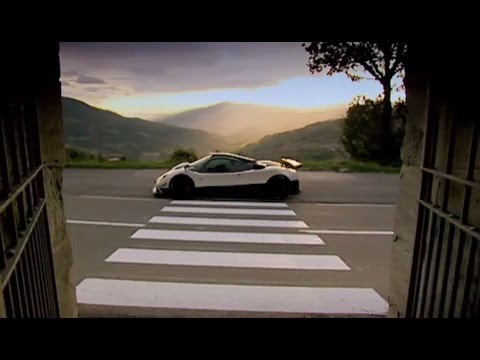 Only 5 in the world! The Zonda Cinque | DIY Top Gear Uncovered