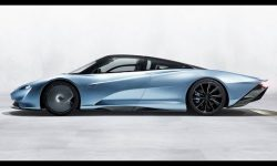 FIRST LOOK: McLaren Speedtail