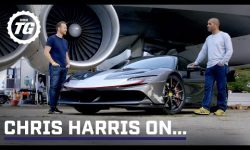 Chris Harris on… the Ferrari SF90 Stradale