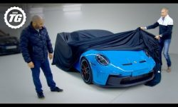 THIS is the new Porsche GT3: Chris Harris goes to Porsche GT Heaven