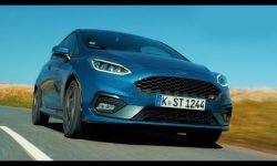 The Ford Fiesta ST Review