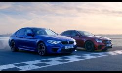 Chris Harris vs Business Stig: BMW M5 vs Merc-AMG E63 S: Series 26