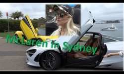Trip to Sydney to drive McLarens!