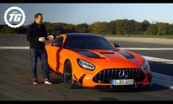 11 Things You Need To Know About The Mercedes-AMG GT Black Series