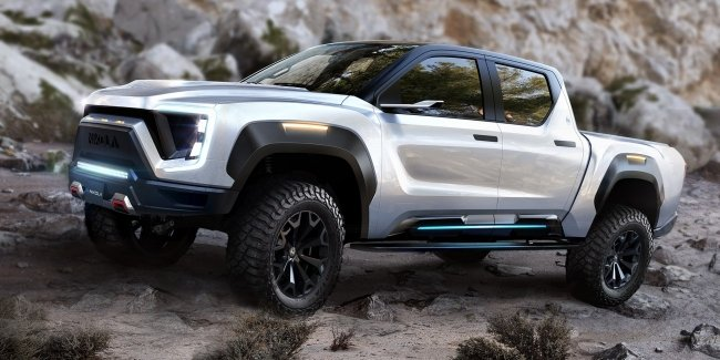 Old Chevrolet in the image of the new RAV4 will have to wait three years