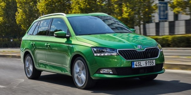 Fabia will return to the video wagon