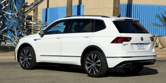 VW to recall more than 10,000 Tiguans