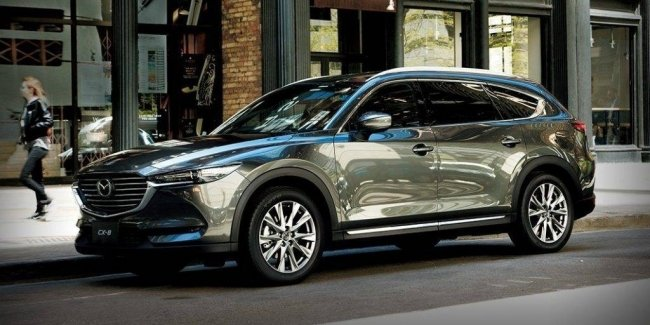 Mazda upgrades CX-5 and CX-8 crossovers