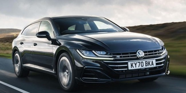 'Angry' Arteon available to buy