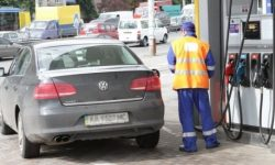 Large gas station chains raise fuel prices