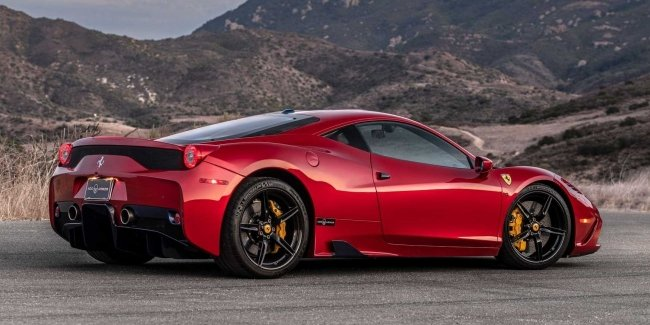Fastest armored vehicle: the first ever armored Ferrari 458 Speciale