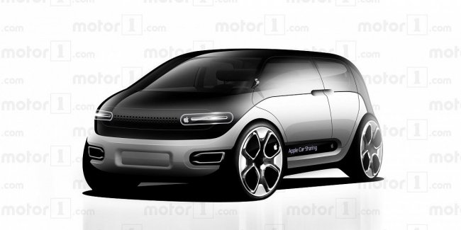 """Apple"" electric car: new details"