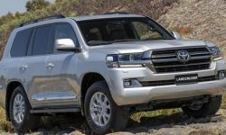 Toyota Land Cruiser 200 goes on a well-deserved rest