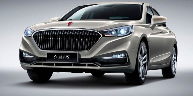 """In China, two models became the """"Car of the Year"""""""