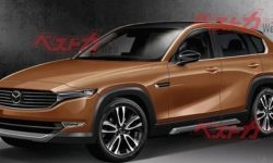 Mazda prepares successor to CX-5