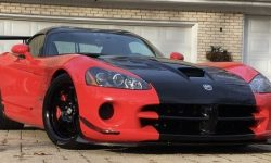 One of the craziest cars is on sale