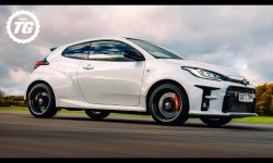 FIRST DRIVE: Toyota GR Yaris, the £300pm rally car