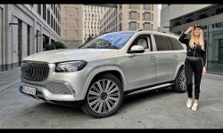 World's Most Expensive Low Rider – Maybach GLS 600