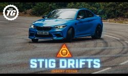 STIG DRIFTS: BMW M2 CS; 444bhp, 406lb ft plus limited-slip diff