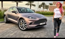 Aston Martin's First SUV!