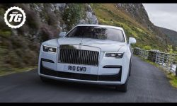 FIRST DRIVE: Rolls-Royce Ghost Review. 5.5 metres of sublime luxury