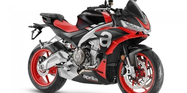 New motorcycle Aprilia Tuono 660