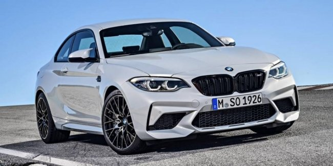 """BMW completely abandons the """"robot"""""""