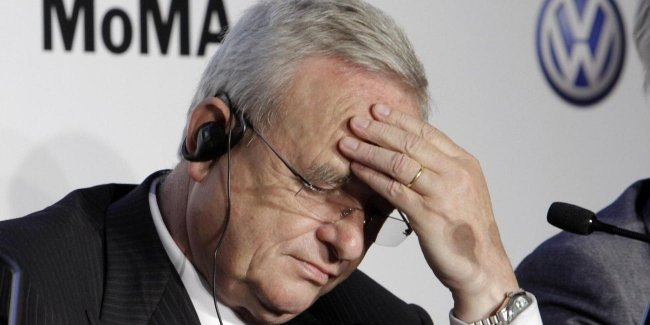 Former VW chief jailed for 10 years?