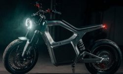 Americans presented long-range electric motorbike for the money charged