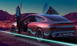 Electric car Xpeng will be allowed to drive out of town