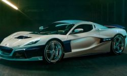 Rimac C-Two: who did not have time, he did not have time