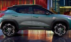 Renault shares serial photo of Kiger crossover