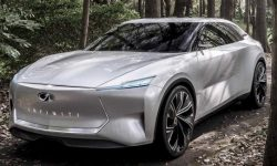 Nissan came up with names for electric Infiniti