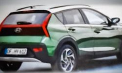 Images of cheap Hyundai Bayon crossover leaked to the network