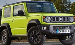 Jimny closely at home: SUV production has gone beyond Japan