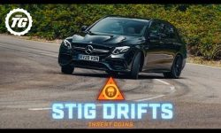 STIG DRIFTS: Mercedes-AMG E63 Estate