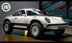 FIRST LOOK: SINGER ACS – the ultimate safari 911!